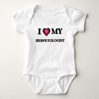 I love my Herpetologist Infant Creeper