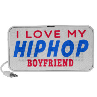I Love My Hiphop Boyfriend Mp3 Speakers