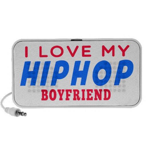 I Love My Hiphop Boyfriend Mp3 Speakers