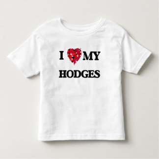I Love MY Hodges Tshirts