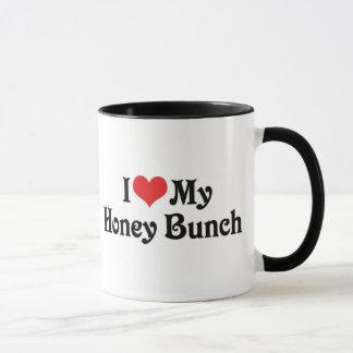 I Love My Honey Bunch Mug