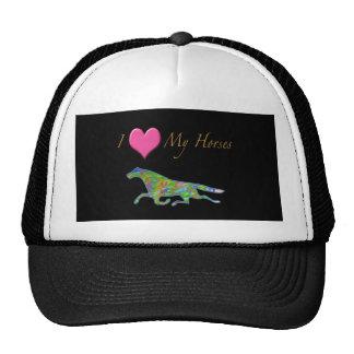 """""""I Love My Horses"""" Hat"""