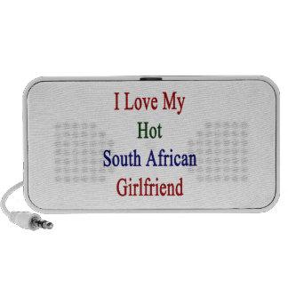 I Love My Hot South African Girlfriend Speaker