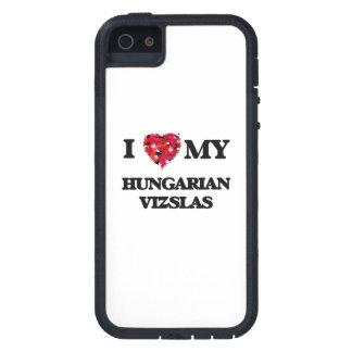 I love my Hungarian Vizsla iPhone 5 Case