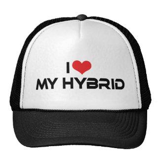 I Love My Hybrid Mesh Hat