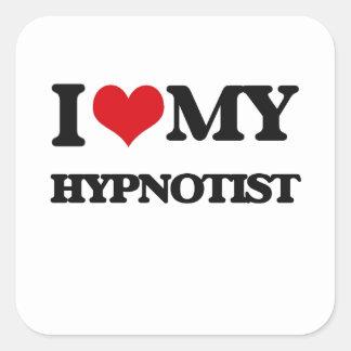 I love my Hypnotist Sticker