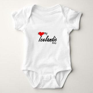 I love my Icelandic Pony T-shirt