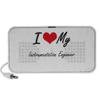 I love my Instrumentation Engineer Mini Speakers
