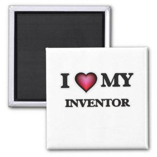 I love my Inventor Magnet