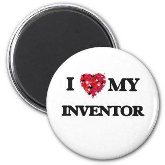 I love my Inventor 2 Inch Round Magnet