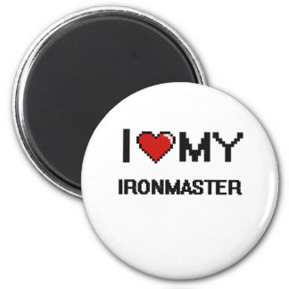 I love my Ironmaster 2 Inch Round Magnet