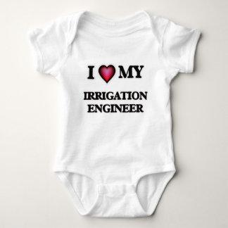 I love my Irrigation Engineer T Shirt
