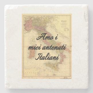 I Love My Italian Ancestors | Custom Coasters