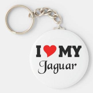 I love my Jaguar Key Ring