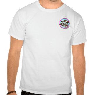 I Love My Japanese Chin Logo T Shirt