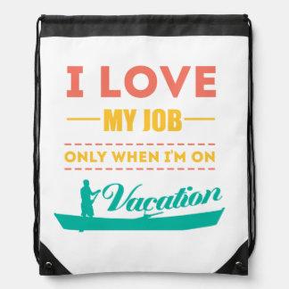 I love my Job Backpacks