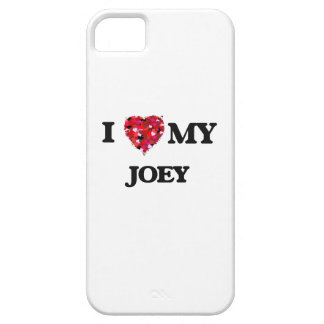 I love my Joey iPhone 5 Cover