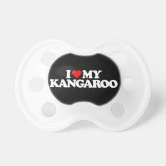 I LOVE MY KANGAROO DUMMY