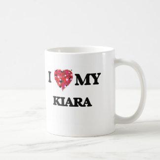 I love my Kiara Basic White Mug