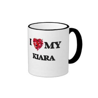 I love my Kiara Ringer Mug