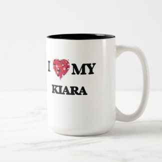 I love my Kiara Two-Tone Mug