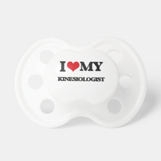 I love my Kinesiologist Baby Pacifiers