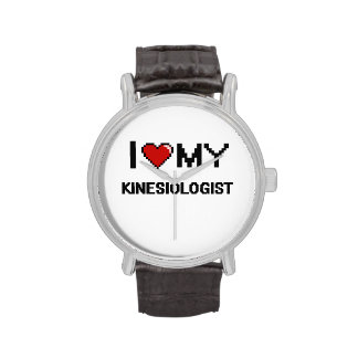 I love my Kinesiologist Wristwatches