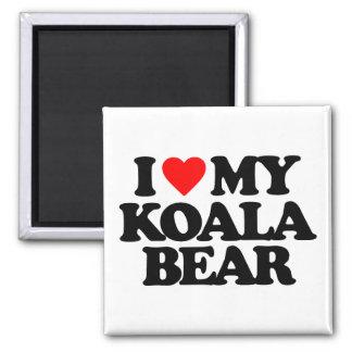 I LOVE MY KOALA BEAR REFRIGERATOR MAGNETS