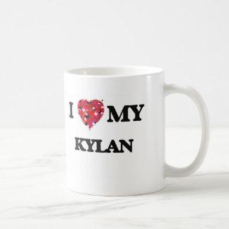 I love my Kylan Basic White Mug