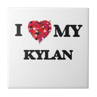 I love my Kylan Small Square Tile