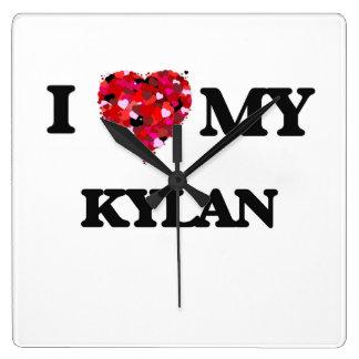 I love my Kylan Wall Clocks