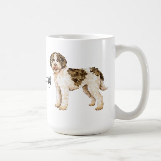 I Love my Lagotto Coffee Mug