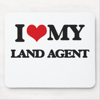 I love my Land Agent Mouse Pad
