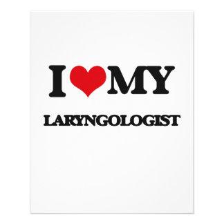 I love my Laryngologist Flyers