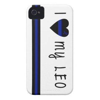I Love My LEO Case-Mate iPhone 4 Case