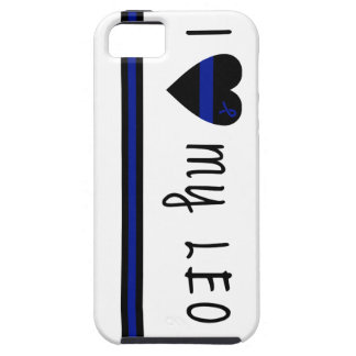 I Love My LEO iPhone 5 Cover