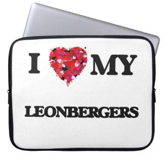 I love my Leonberger Laptop Sleeve