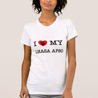 I LOVE MY LHASA APSO T-Shirt