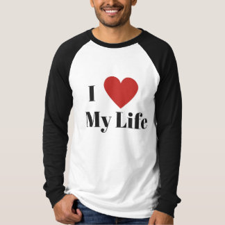 I Love My Life Raglan Top (1)