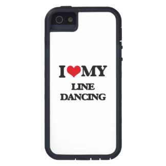 I Love My LINE DANCING iPhone 5 Cases