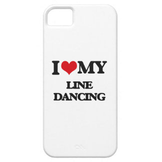 I Love My LINE DANCING iPhone 5 Covers