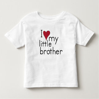 I Love my Little Brother Tshirt