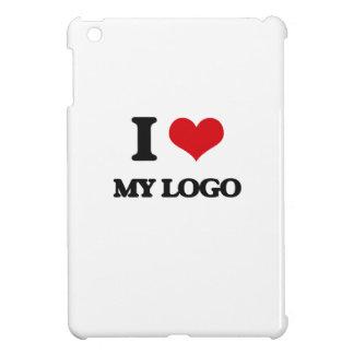 I Love My Logo Case For The iPad Mini