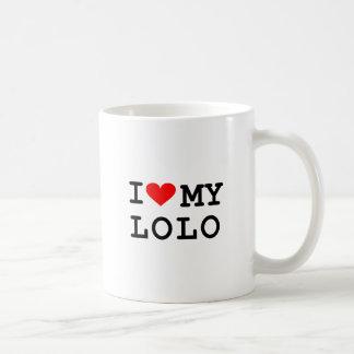 I love my lolo. It's more fun in the Philippines! Coffee Mug