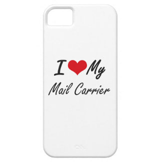 I love my Mail Carrier Barely There iPhone 5 Case