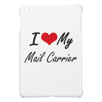 I love my Mail Carrier Cover For The iPad Mini