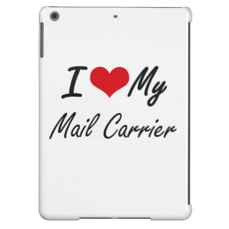 I love my Mail Carrier iPad Air Cover