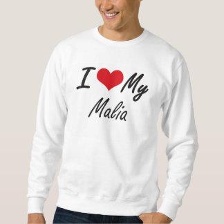 I love my Malia Pullover Sweatshirt