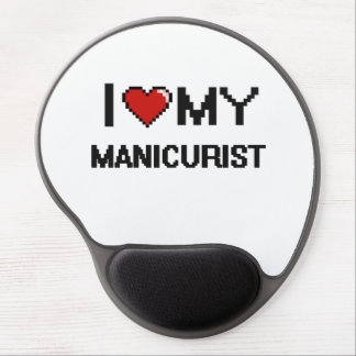 I love my Manicurist Gel Mouse Pad