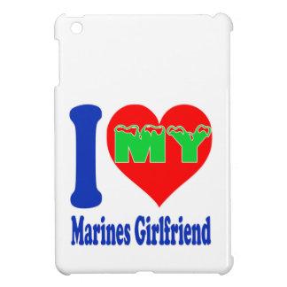 I love my Marines Girlfriend. iPad Mini Case